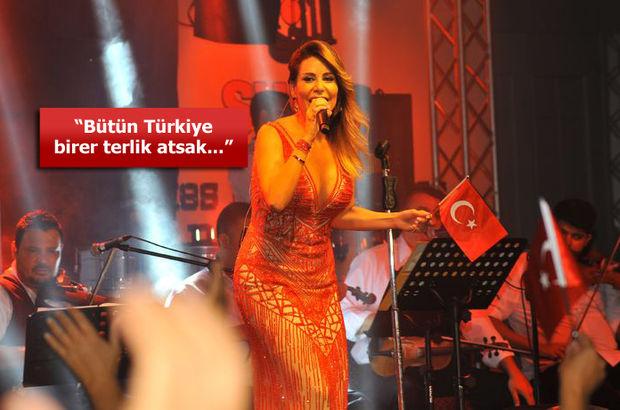 LİNET'TEN FETÖ'YE TERLİKLİ MESAJ!