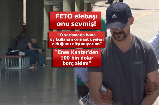 FETÖ üyeliğinden tutuklanan Atalay Demirci'nin ifadesi ortaya çıktı