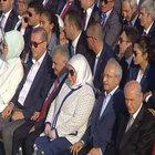 Cumhurbaşkanı, Başbakan, Kılıçdaroğlu ve Bahçeli bir arada
