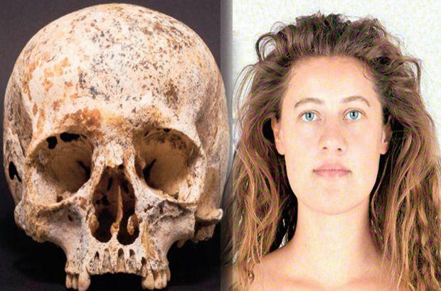 Tunç Çağı kadını Ava'nın yüzü, 3 bin 700 yıl sonra canlandı
