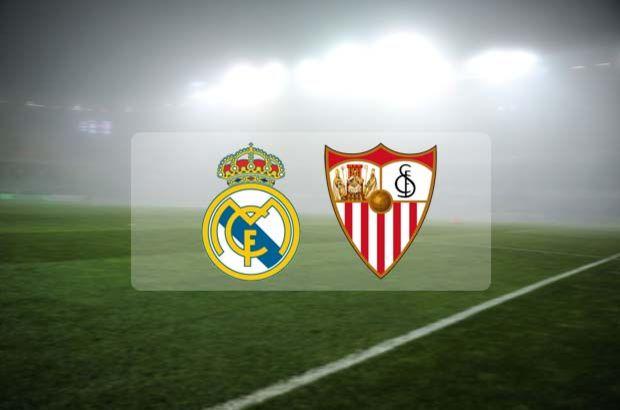 Real Madrid Sevilla Süper Kupa
