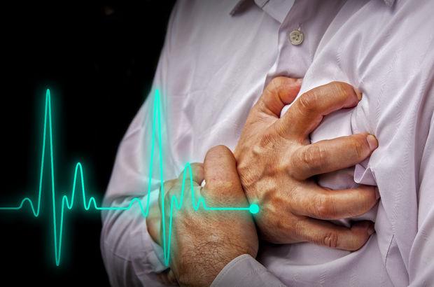 Kalp krizinde ilkyardım hayat kurtarıyor!