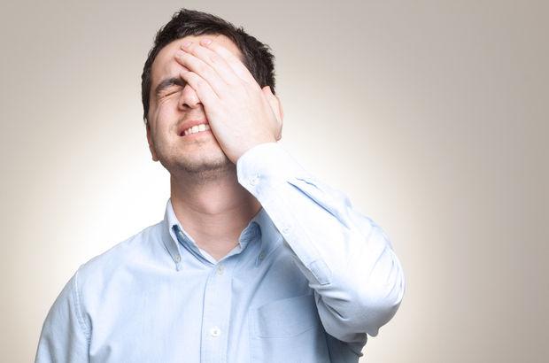 Şiddetli baş ağrılarının nedenleri!