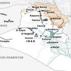 Irak'ta 2 yılda sınırlar yüzde 40 değişti