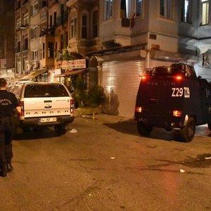 HDP İstanbul İl Başkanlığı'nda polis araması