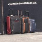 Taksim Meydanı'nda sahipsiz 3 bavul bulundu