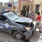 Pakistan'da bombalı saldırı: 13 yaralı