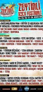 Zeytinli Rock Festivali'ne OHAL yasağı kaldırıldı
