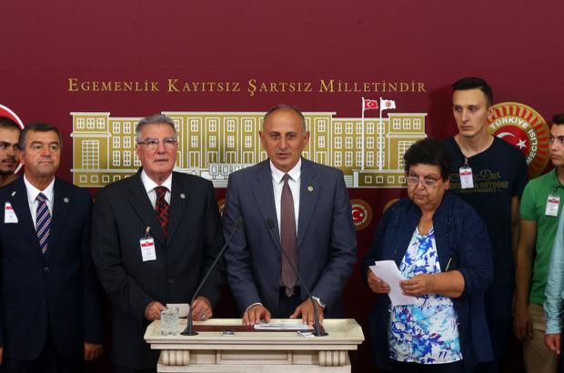 CHP'li Çiçek: Genelkurmay Başkanı da rahatsız