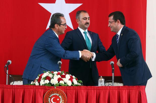 Mini anayasada ikinci toplantı salı
