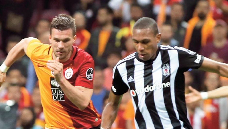 Beşiktaş Galatasaray Süper Kupa