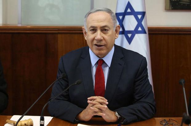 Netanyahu'dan 'inanılması güç' açıklama