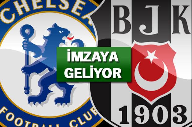 Beşiktaş Chelseali oyuncuyu bitirdi