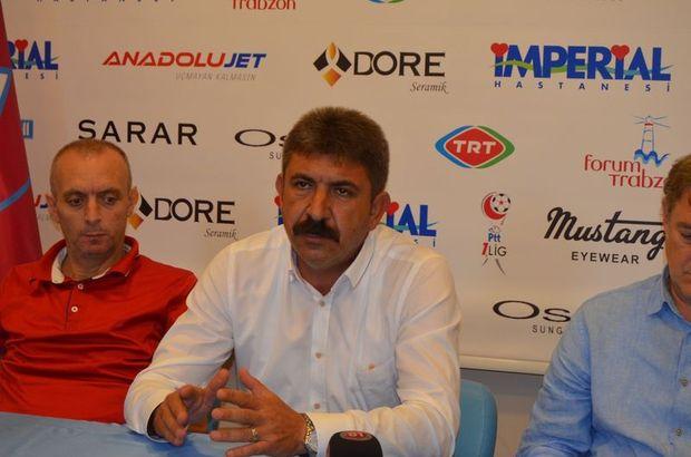 1461 Trabzon Başkanı Turan Altuntaş istifa etti