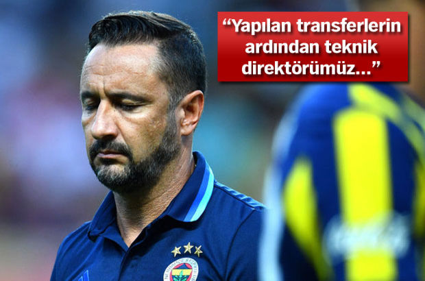 Fenerbahçe eski teknik direktörü Vitor Pereira