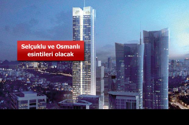 İstanbul Finans Merkezi'nde SPK ve BDDK binalarının temeli atılıyor
