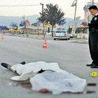 Bursa'da ölümden ancak 50 metre kaçabildi