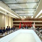 AK Parti'nin akademisyen milletvekillerinden YÖK ziyareti