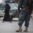 İntihar eylemcisi bombasını patlatamadan yakalandı