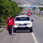 İbrahim Çolak, darbe girişimini protesto için İstanbul'dan Ankara'ya yürüyor
