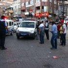 Şüpheli araçtan polise ateş açıldı, 1 polis yaralandı