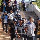 Marmaris'teki darbeci, suikastçi 11 asker adliyeye sevk edildi