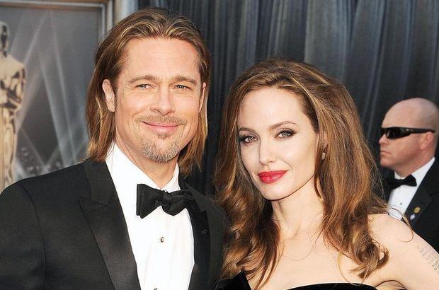 Angelina Jolie ve Brad Pitt vampir iddiası