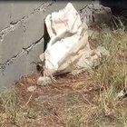 Denizli'de okul bahçesinde bomba bulundu