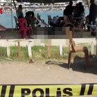 Adana'da parkta erkek ve kadın cesedi bulundu!