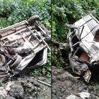 Giresun'da trafik kazası: 4 ölü, 5 yaralı