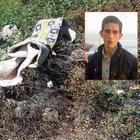 İzmir'de kaybolan 24 yaşındaki Mustafa Akgündüz öldürülmüş