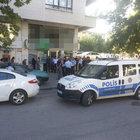 Ankara'da sinir krizi geçiren güvenlik görevlisi banka çalışanlarını rehin aldı