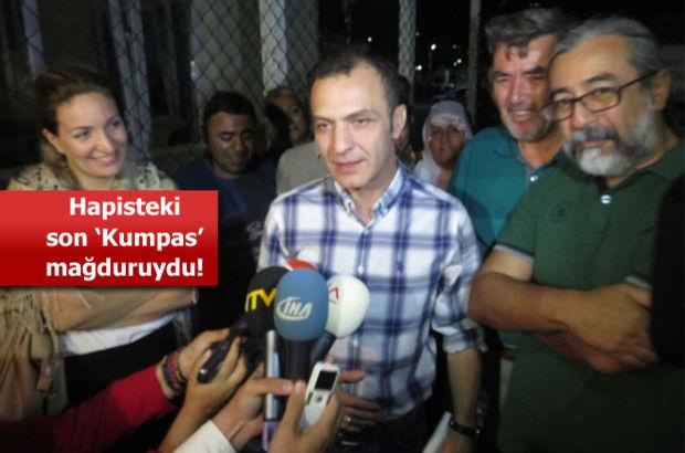 Yüzbaşı Murat Eren tahliye oldu: Kırgın değilim, devlete küsülmez