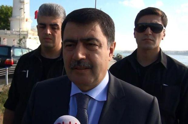 Sarayburnu, Vasip Şahin