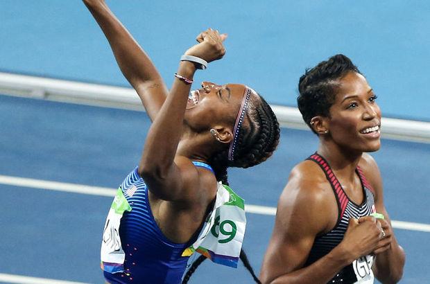 ABD'li atletler