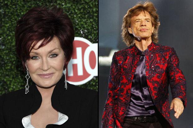 Sharon Osbourne, Mig Jagger
