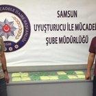 Samsun Uyuşturucuyla Mücadele Derneği Başkanı, uyuşturucudan gözaltına alındı