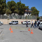 Denizli'de hastane önünde midibüs çarpan kadın öldü