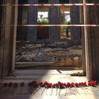 FETÖ'cülerin bombaladığı Meclis'teki o koridor 'Demokrasi Yolu' oluyor