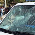 Sakarya'da olaylı yıkım: 2'si polis 16 yaralı