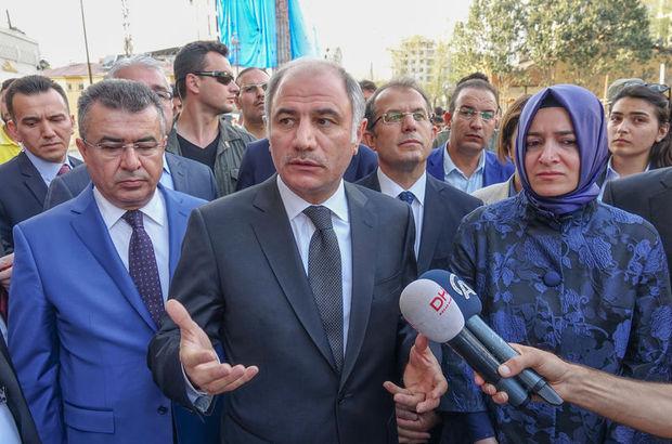Efkan Ala: Türkiye'ye kimse şimdiye kadar diz çöktüremedi