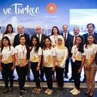 İstanbul'da 46 ülkeden 540 öğrenci Türkçe öğrendi