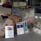 Atatürk'ün posterleri çöpte bulundu