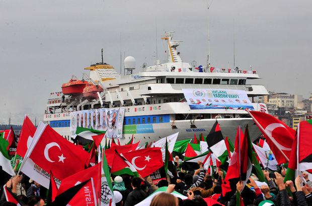 Türkiye-İsrail anlaşması mecliste