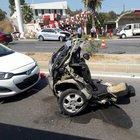 Bodrum-Milas yolunda kazada 1 kişi öldü, 4 kişi yaralandı