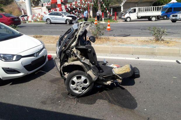 Şok eden görüntü! Tiyatro oyuncusu feci kazada yaşamını yitirdi