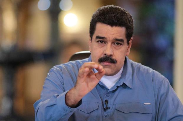 Maduro muhalifleri Türkiye'yle korkuttu