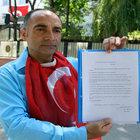 FETÖ ve PKK'ya tepki gösterip gönüllü askerlik için başvurdu