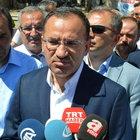 Bekir Bozdağ'dan Gaziantep açıklaması