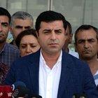 Selahattin Demirtaş'tan liderlere çağrı
